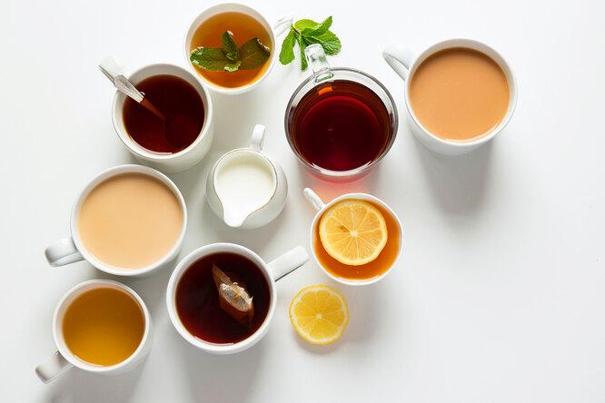 3 самых полезных сорта чая