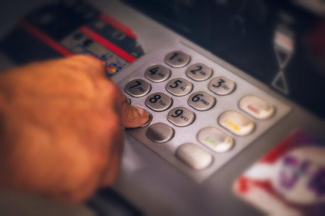 Почему банкоматы досих пор непринимают отпечатки пальцев?