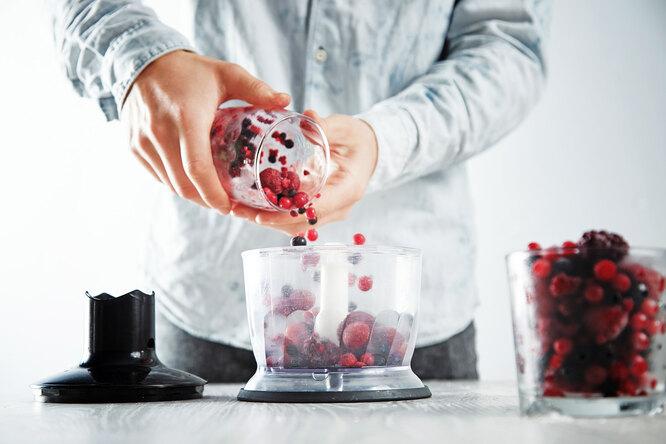 Как приготовить протеиновое мороженое: рецепт лучшего десерта длявашей диеты