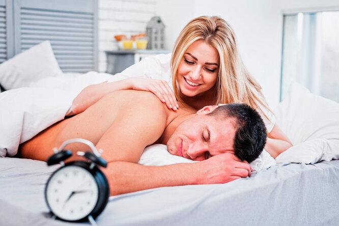 Самое время: вкакое время суток будет самый лучший секс?