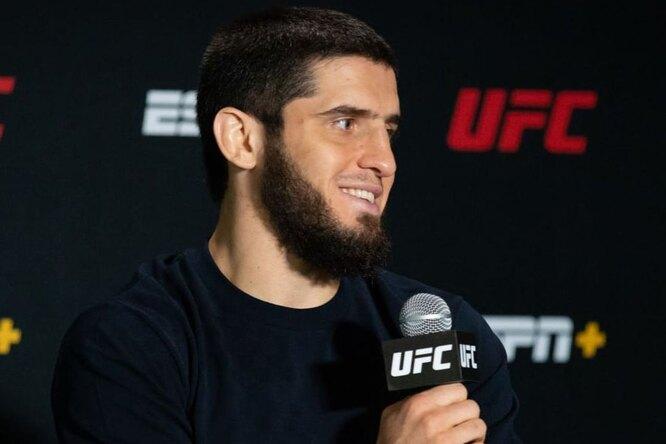 «Наследник Хабиба» взлетел врейтинге UFC