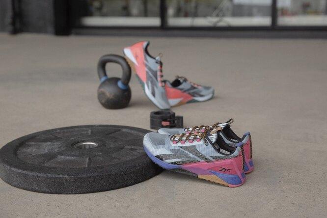 Обувь дляуличных тренировок: Reebok Nano X1 Adventure