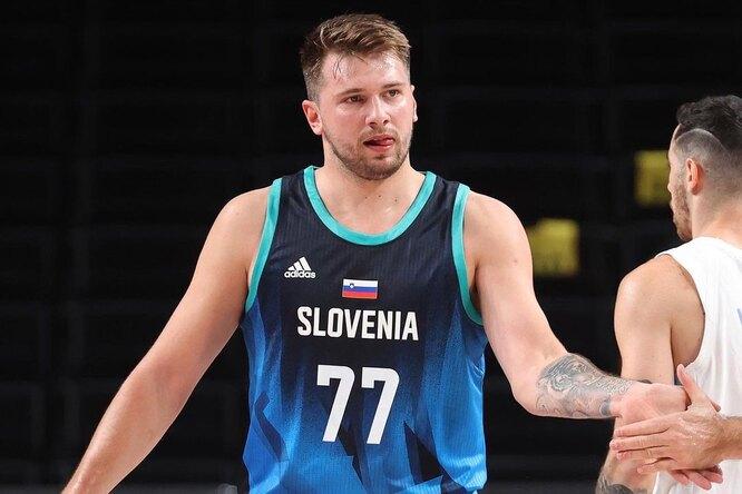 Словенский баскетболист установил два рекорда наОлимпиаде вТокио