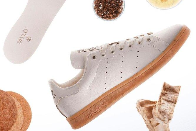 Adidas выпустят кроссовки изгрибов