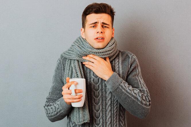 Больное горло: потерпеть или срочно отправляться кврачу?