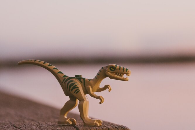 Обнаружен новый вид микрозавра. Его размер сопоставим счеловеческим пальцем