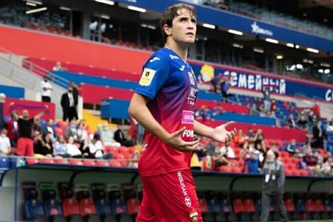 Марио Фернандес завершил карьеру всборной России
