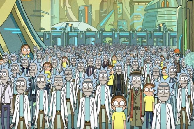 Создатель «Рика иМорти» выпустит первый блокчейн-мультсериал
