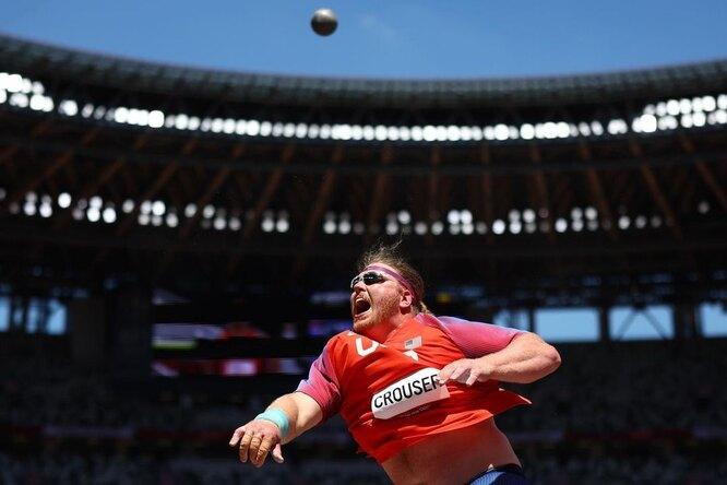 Американец трижды обновил олимпийский рекорд наИграх вТокио