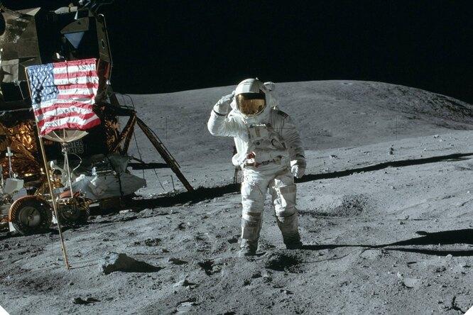 Когда США объявили Луну своей территорией?