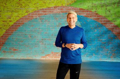 Джей Бланик, директор Apple потехнологиям дляфитнеса издоровья, дал интервью российскому Men's Health