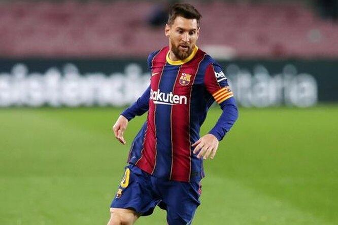 Месси предложили «сделать шаг вперед» иперейти вмосковский футбольный клуб