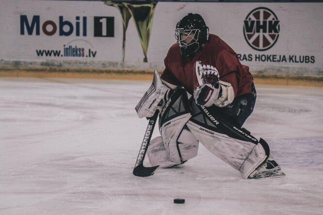 Хоккейный вратарь изРоссии установил рекорд вНХЛ