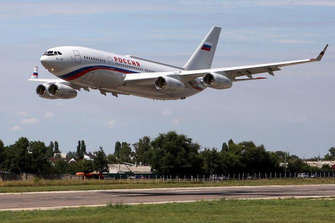 Ил-496: российский лайнер-гигант нового поколения