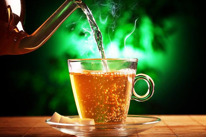 От каких болезней может помочь чашечка горячего чая?