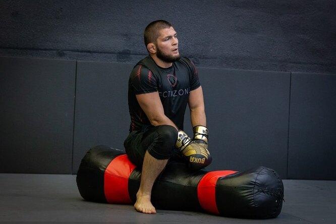 «Я потерял всякую надежду»: глава UFC считает, что возвращение Хабиба невозможно