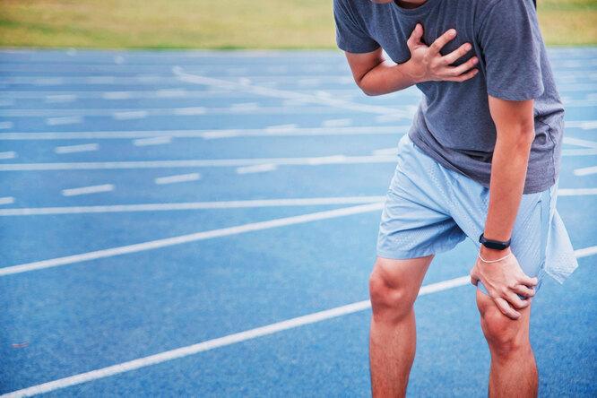 Болит вгруди во время бега? 6 возможных причин (в том числе иочень серьезные!)