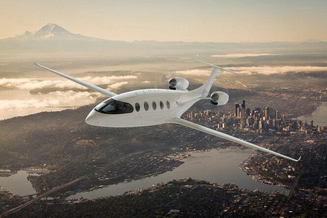 Lilium Jet: воздушное такси с36 двигателями