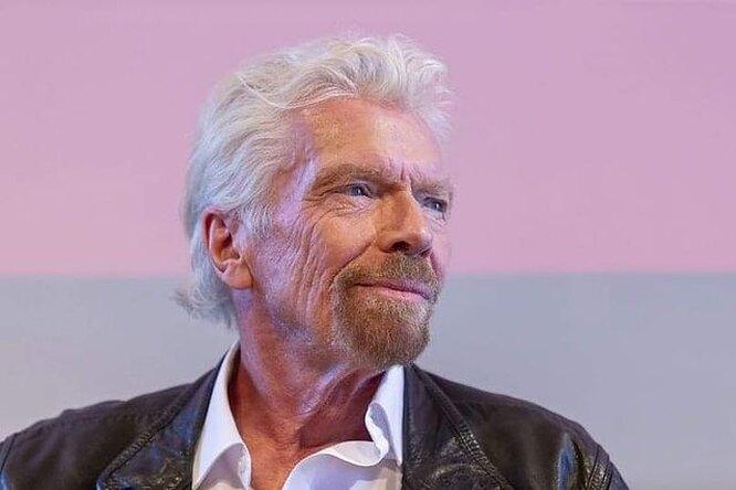 Миллиардер Ричард Брэнсон заявил, что полетит вкосмос раньше самого богатого человека вмире Джеффа Безоса