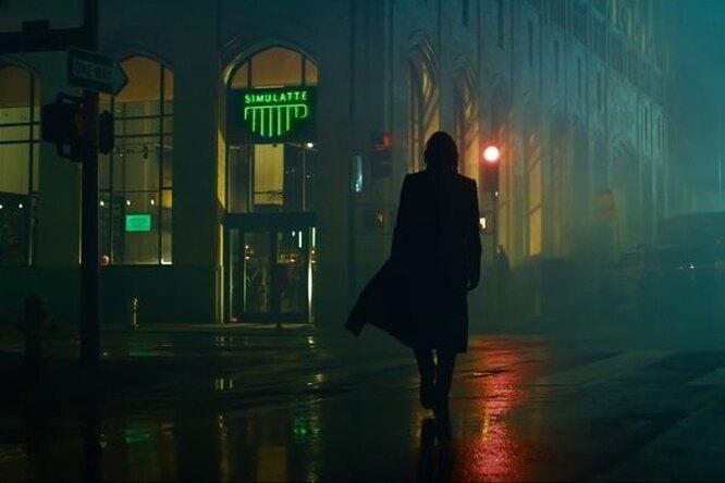 Вышел первый официальный трейлер фильма «Матрица: Воскрешение»