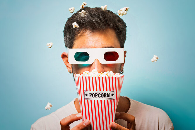 Правда ли, что попкорн — самый полезный перекус: питательная ценность воздушной кукурузы