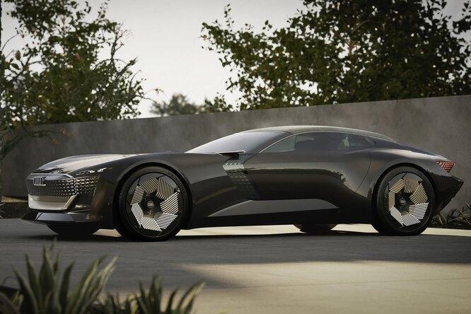 Раздвижной кузов иавтопилот: компания Audi показала «небесную сферу»