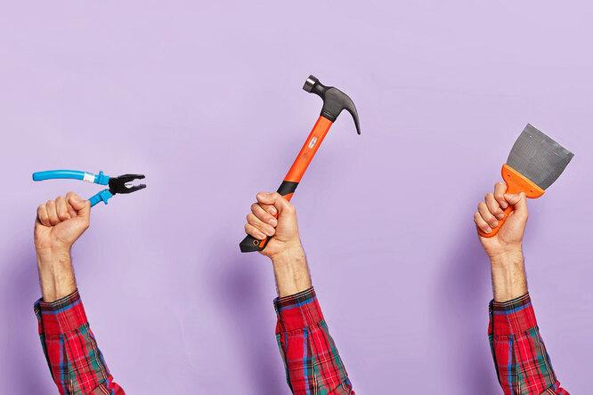 6 самых полезных инструментов дляремонта, которые можно сделать своими руками