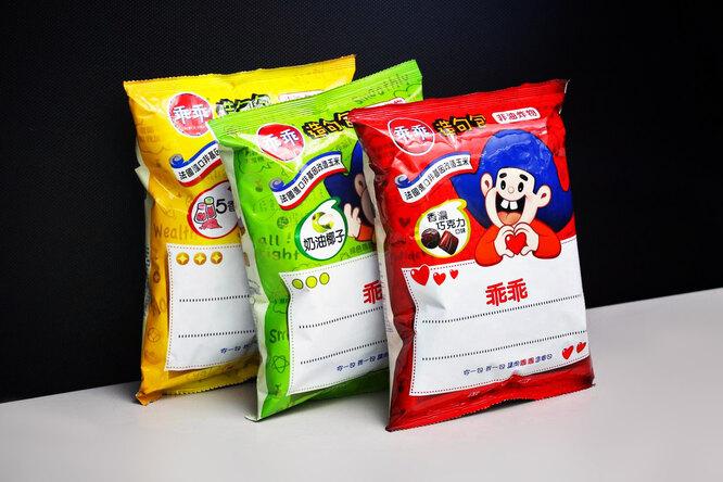 Откуда пошла тайваньская примета, что чипсы Kuai Kuai защищают технику отполомок?