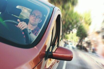 В ГИБДД составили портрет типичного нарушителя правил дорожного движения