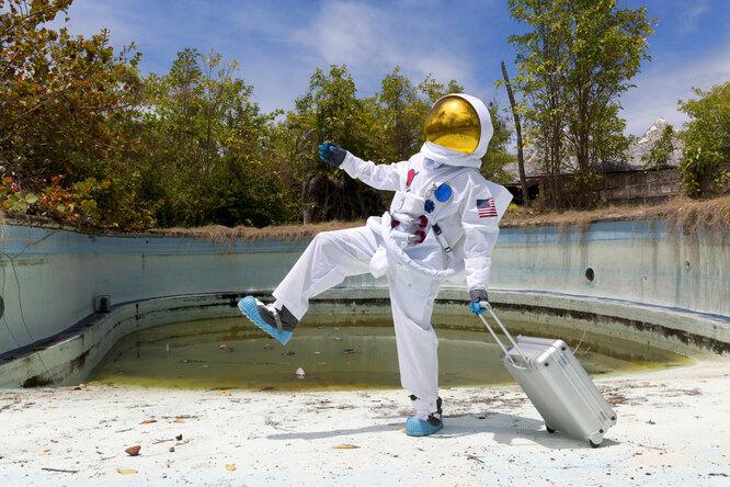 Как стать космическим туристом: 5 способов отдохнуть подальше отЗемли