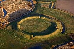 Как вДании отыскали знаменитую крепость-кольцо викингов