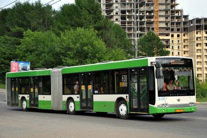 <br />Волжанин-6271. Крупный автобусный завод &laquo;Волжанин&raquo; расположен в городе Волжском Волгоградской области и производит автобусы всевозможных назначений.<br />&nbsp;
