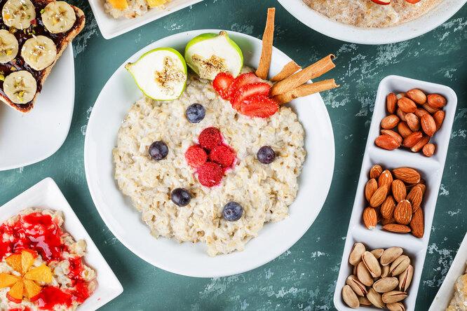 4 рецепта белкового завтрака длятех, кто нелюбит яйца