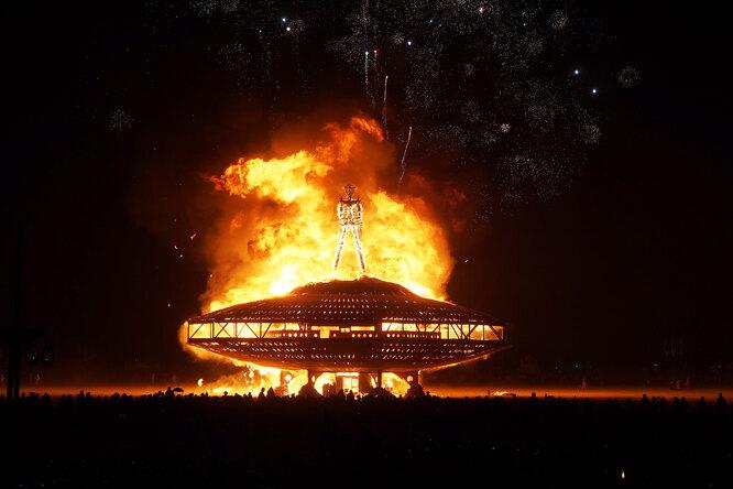 Фестиваль Burning Man снова отменили