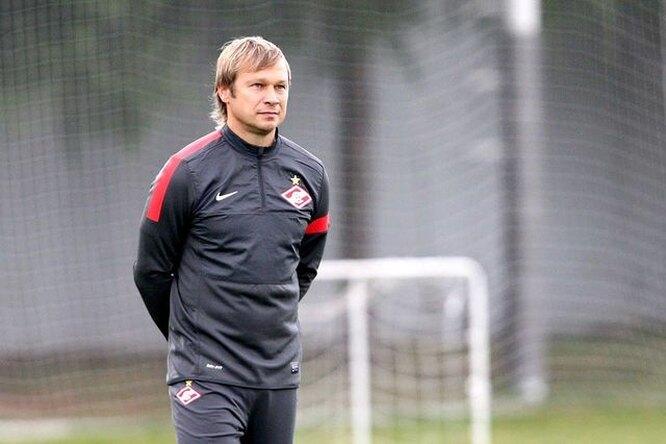 Спортдиректор «Спартака» подал вотставку посреди матча Лиги чемпионов