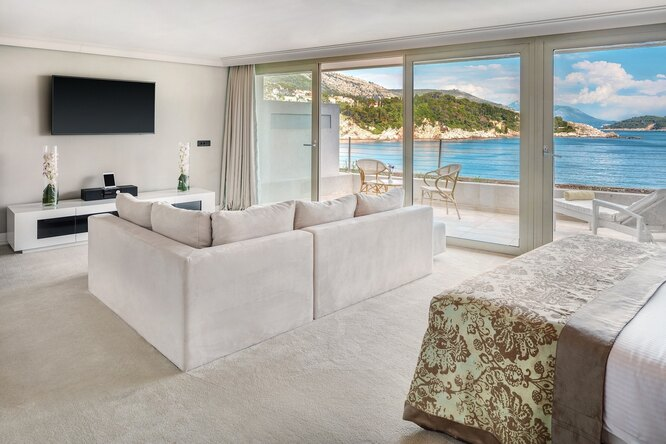 Номер в отелеRixos Premium Dubrovnik
