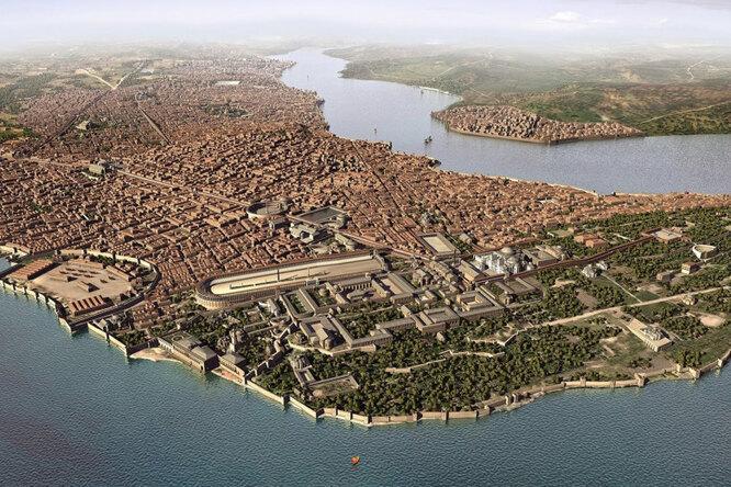 9 малоизвестных фактов олегендарной Византийской империи