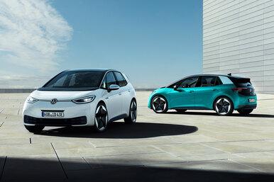 Volkswagen ID.3: тест-драйв электроевропейца намосковских дорогах
