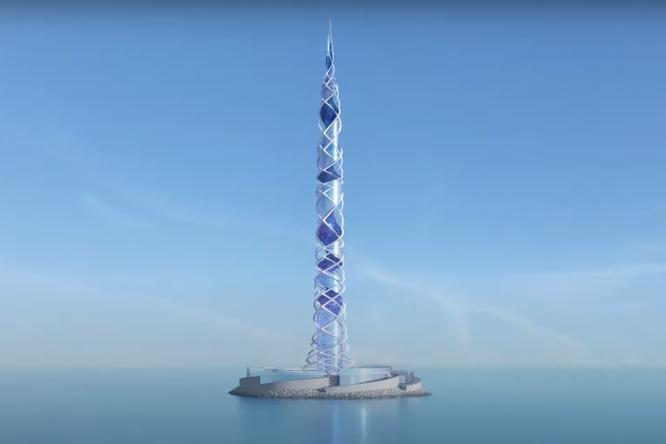 «Газпром» анонсировал постройку нового высочайшего небоскреба Европы — «Лахта Центра 2»