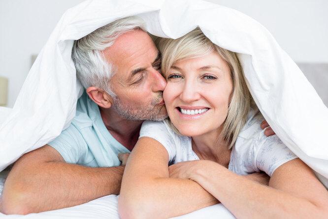 Почему после 45 лет секс становится интереснее, чем вмолодости