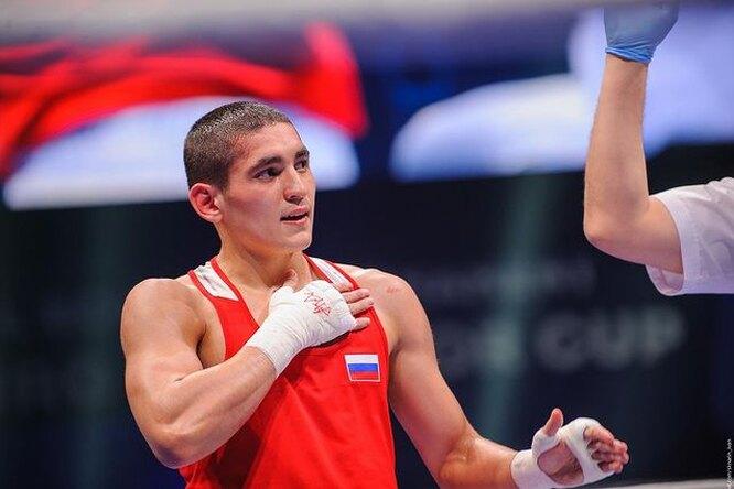 Золото вбоксе: россиянин победил американца истал олимпийским чемпионом