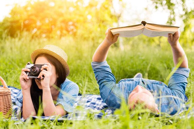 5 книг, которые скрасят даже самый скучный отпуск