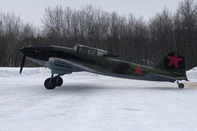 Полеты во сне инаяву: новая жизнь Ил-2