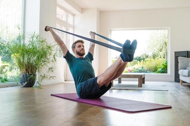 Чем полезны тренировки слентами сопротивления: 7 преимуществ фитнес-лент