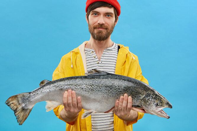 5 причин включить рыбу вежедневный рацион