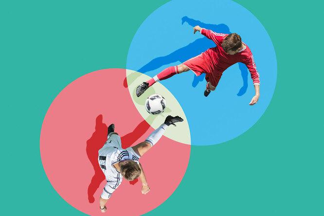Тело футболиста: разбираем наорганы знаменитых спортсменов