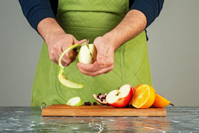 Чем полезны овощные ифруктовые очистки?