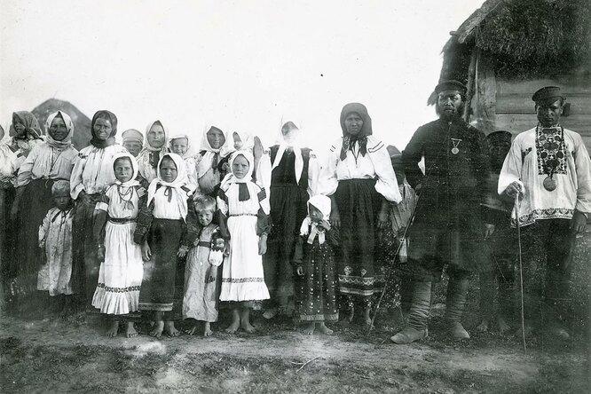 Как детей смалых лет приучали ктруду врусских семьях