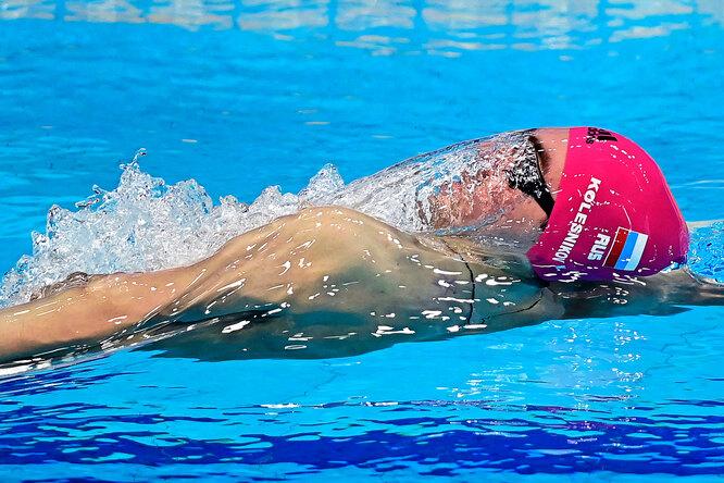 Пловец изРоссии стал чемпионом Европы надистанции 200 метров брассом