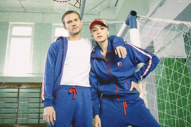 Спорт есть молодость: новая коллекция бренда VOLЯ WEAR отПавла Воли иЛяйсан Утяшевой